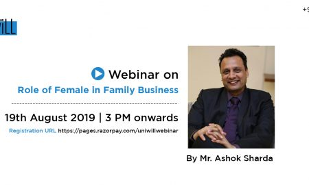Role of a Female in a Family Business