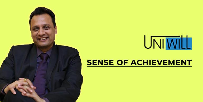 Sense of Achievement